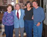 Bobbye, Len, Hilda and I