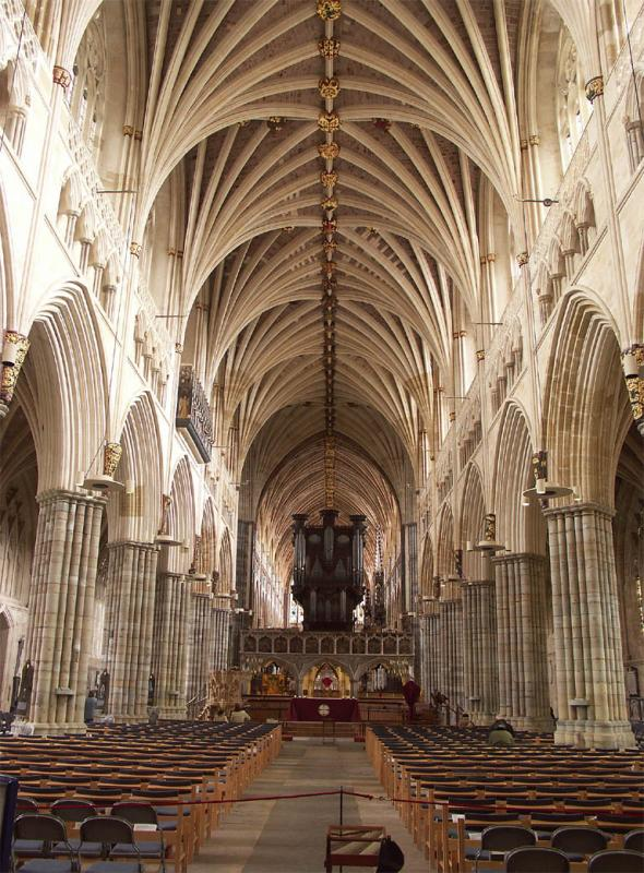 Exeter Cathedral-1