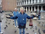 Let's Feed the Pigeons