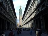 Towards Piazza della Signora