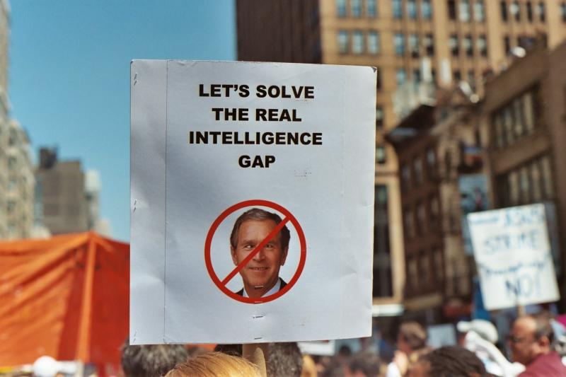 Lets Solve The Real Intelligence Gap