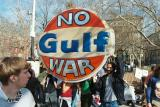 Anti-War Signs from 2003 and 2004 New York City Protest Marches