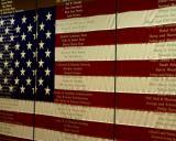 Jewish War Veterans of the USA Honor Wall