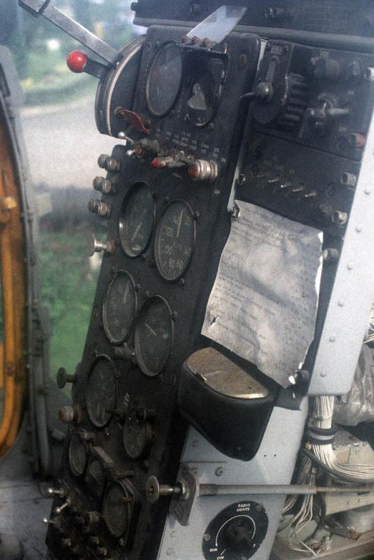 Chopper controls