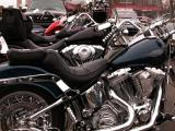Morro Bay Embarcadero Harleys