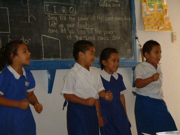 Primary School Singing