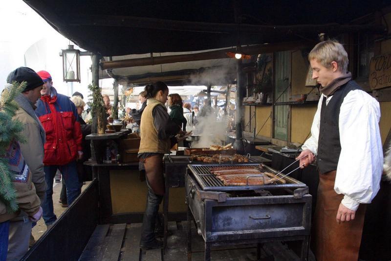 thueringer sausages