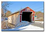 Slate Covered Bridge  -  No. 4