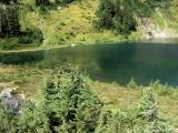 Twin Lake in Summer