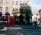 Deacon Brodies Tavern at Edinburgh