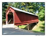 Armstrong-Clio Covered Bridge