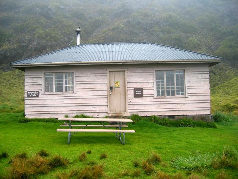 Holua Cabin (6,940 ft.)
