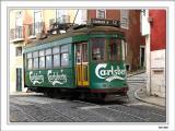 Tram - Lissabon