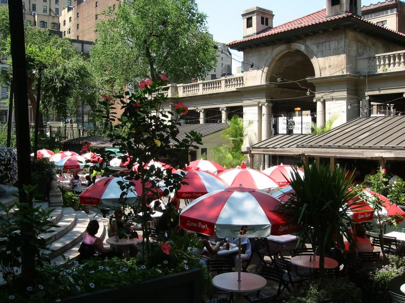 Restaurant at Union Square Park