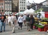 Strolling Through the Market