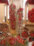 Red Pepper Decorations