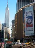 Madison Square Garden & Empire State Building