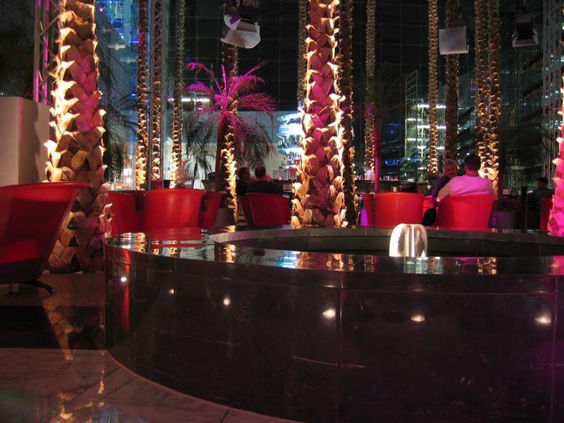 Lobby Bar, Kempinski Hotel, Munich Airport