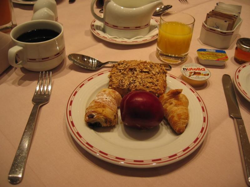 Dinner, Kempinski Hotel, Munich Airport
