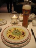 Dinner, Kempinski Hotel, Munich Airport