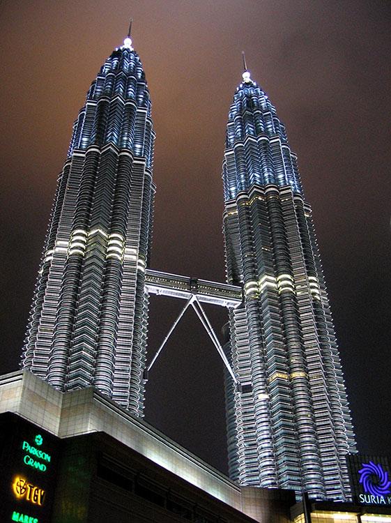 Petronas Twin Towers Malaysia