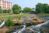 Reedy River at The Falls