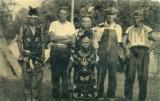 potawatomi. at lake geneva early 20's