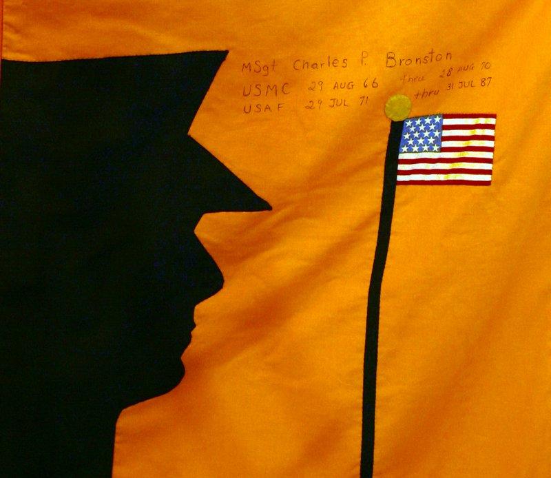 Msgt Charles Bronston Agent Orange victim.jpg