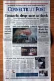 Connecticut Post (Front Page) 3/7/04