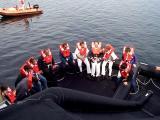 Crew training session