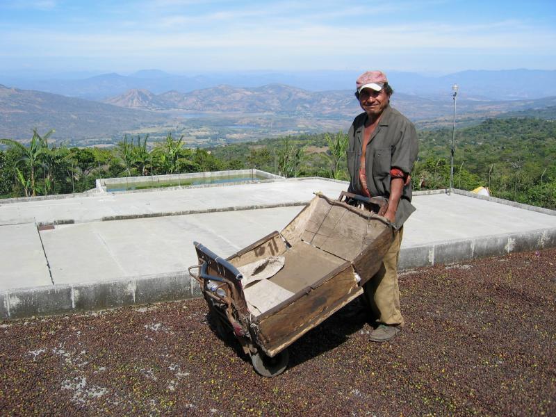 El Paste (Guatemala view)