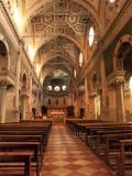 Church Interior - Polirone Abbey - San Benedetto Po