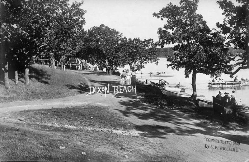 Dixon Beach 1909