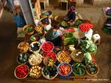 indoor market, santiago sacatepequez, guatemala