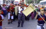 procession, santiago atitlan