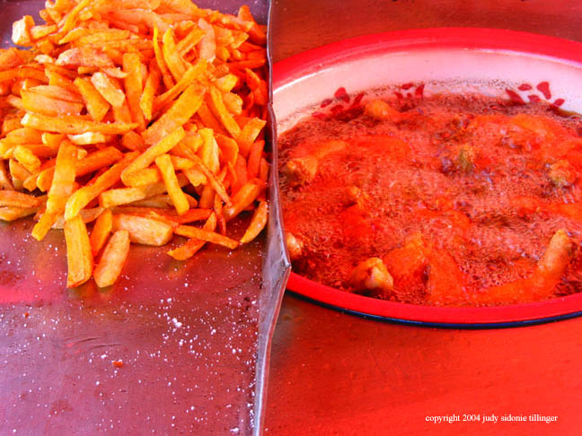 market fritas, antigua, guatemala
