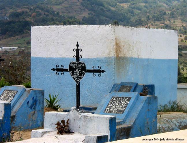 cemetery heart, santiago sacatepequez, guatemala