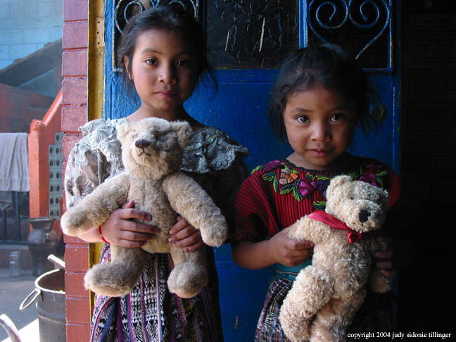 bears, san andreas iztapa, guatemala