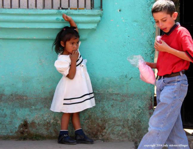 party dress, antigua guatemala