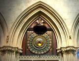 Clock, Wells Cathedral, Wells