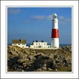 'New' lighthouse, Portland Bill, Dorset