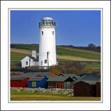 'Old' lighthouse, Portland Bill, Dorset