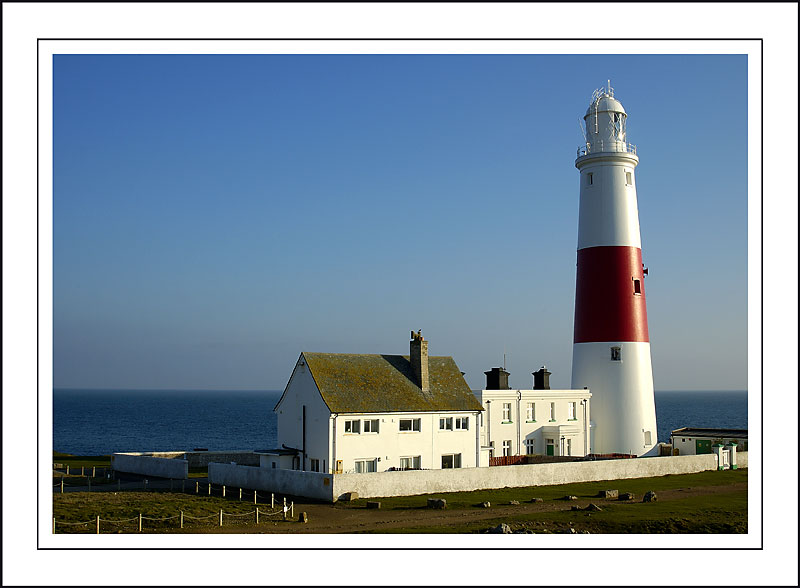 New lighthouse, Portland Bill, Dorset