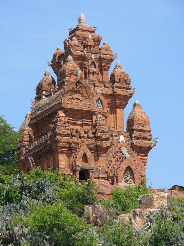 On the Nha Trang to Dalat road