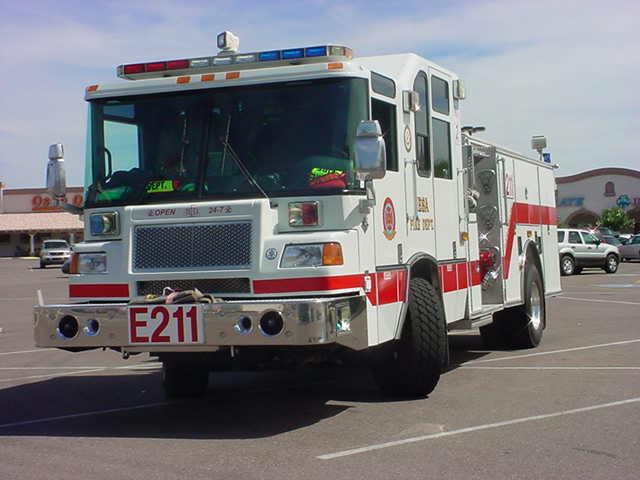 Mesa Arizona fire department