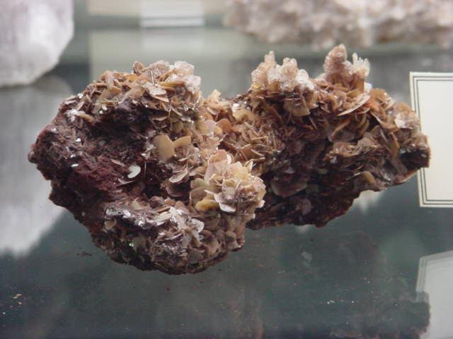 Wulfenite Lead Molybdate
