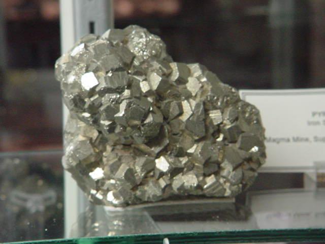 Pyrite Iron Sulfide