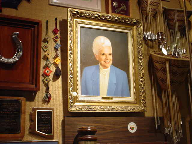 Governor Rose Mofford