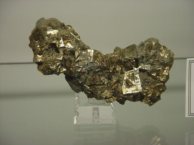 Pyrite <br>Iron Sulfide <br>Bosque Draw, Roswell, New Mexico