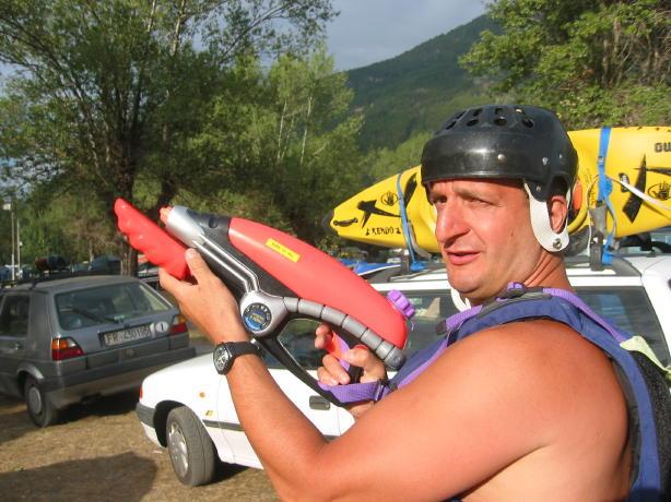 vero canoista italiano - italian paddler